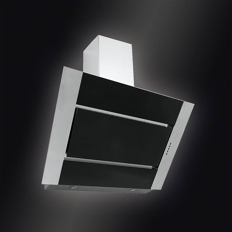 PERFETTA 90 mit schwarzem Satinglas